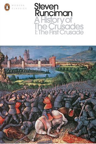 A history of the crusades t.1 ; the first crusade