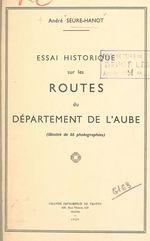 Essai historique sur les routes du département de l'Aube