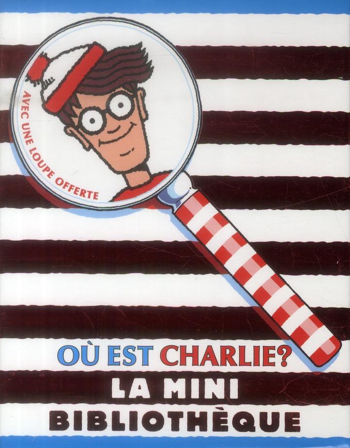 Ou Est Charlie ? La Mini Bibliotheque