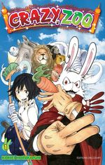 Vente Livre Numérique : Crazy zoo T01  - Kohei Horikoshi