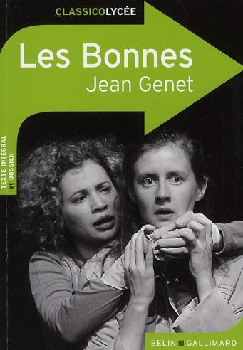 Les bonnes, de Jean Genet
