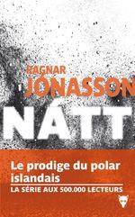 Vente Livre Numérique : Nátt  - Ragnar Jónasson
