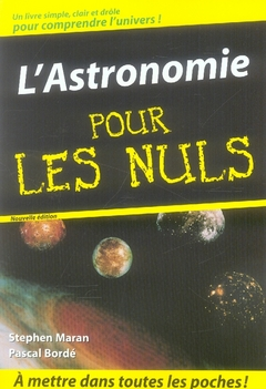 L'Astronomie Poche Pour Les Nuls, Nlle Edition