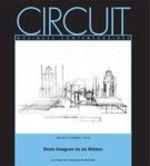 Vente EBooks : Circuit. Vol. 24 No. 1, 2014  - Paul - Françoise Davoine - Denis Marleau - Maxime Mckinley - Solenn Hellégouarch - François-Hugues Leclair - Mathieu Bélanger
