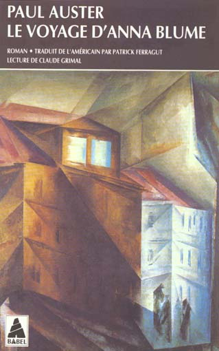 Le Voyage D'Anna Blume Babel 60