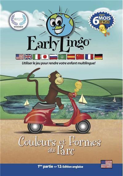early anglais, vol. 1 : couleurs et formes au parc