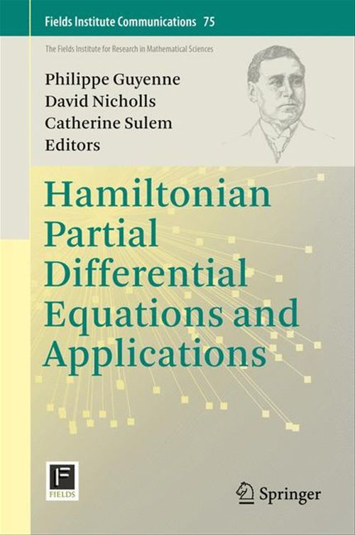 Hamiltonian Partial Differential Equations and Applications