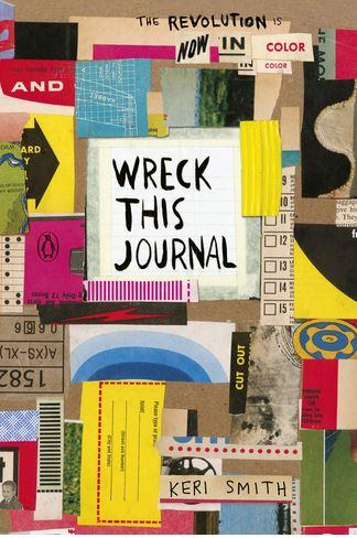 Wreck this journal ; now in colour