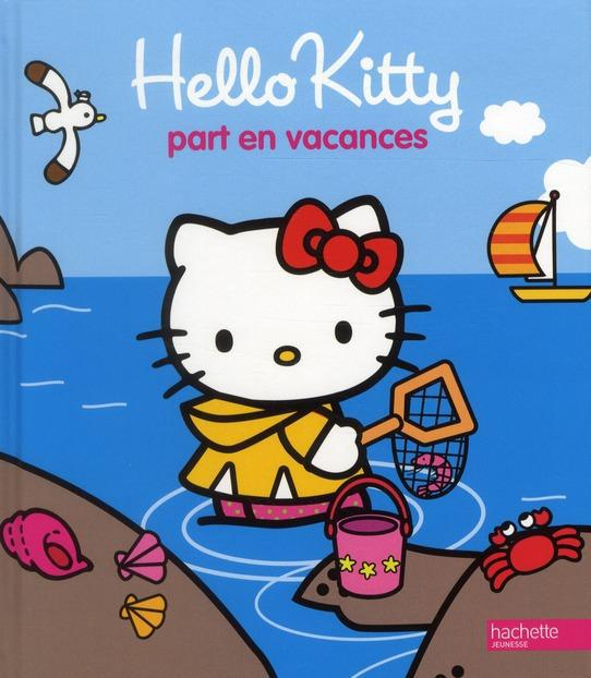 Hello Kitty Part En Vacances