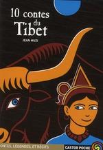 Couverture de 10 contes du tibet