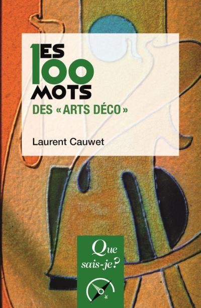 Les 100 mots des arts décoratifs