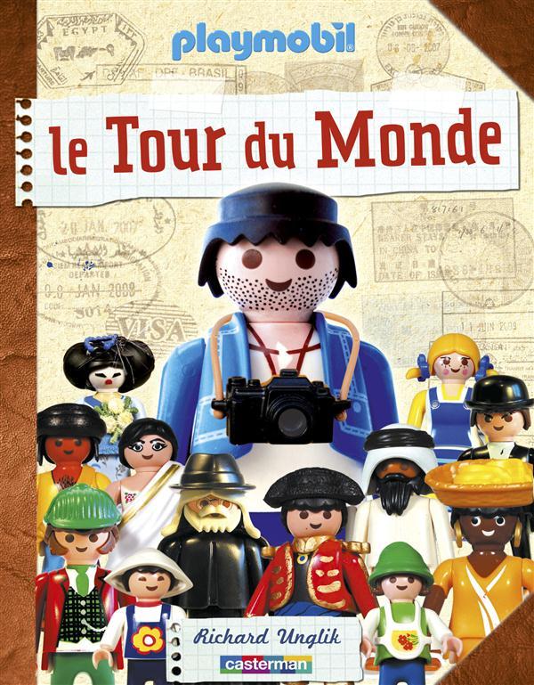 PLAYMOBIL  -  LE TOUR DU MONDE UNGLIK, RICHARD