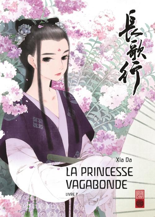 La princesse vagabonde T.7