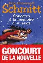 Vente Livre Numérique : Concerto à la mémoire d'un ange  - Éric-Emmanuel Schmitt