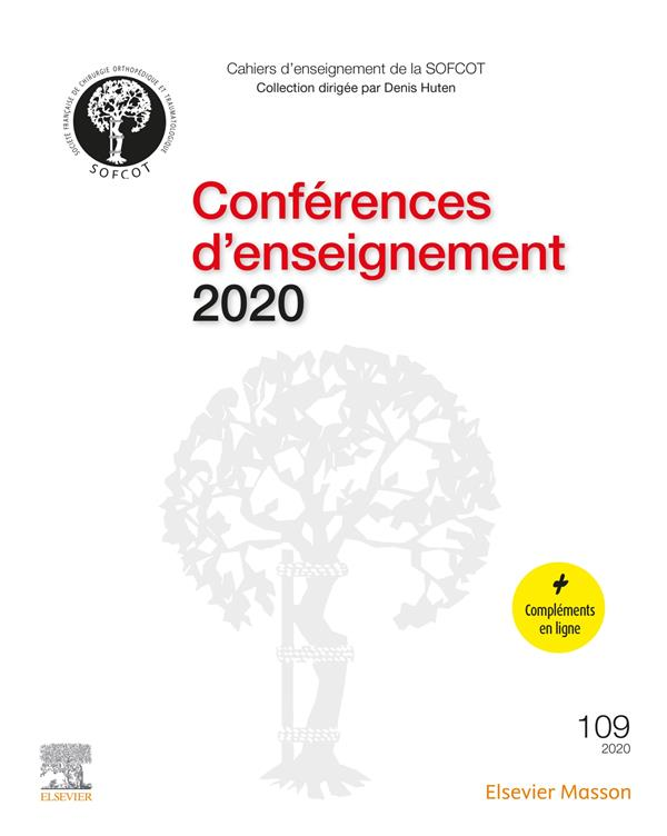 Conférences d'enseignement (édition 2020)