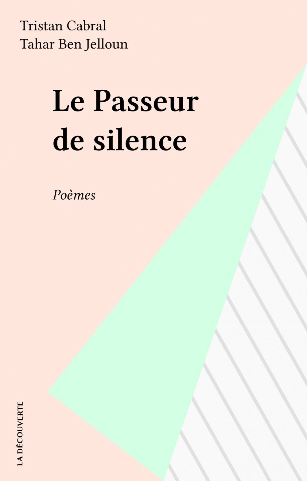 Le Passeur de silence