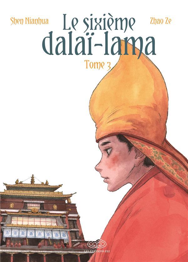 le sixième Dalaï-Lama t.3
