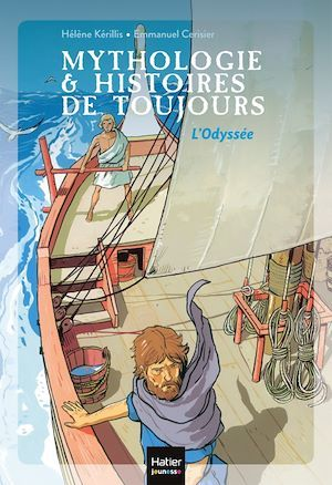 Mythologie & histoires de toujours T.6 ; l'Odyssée
