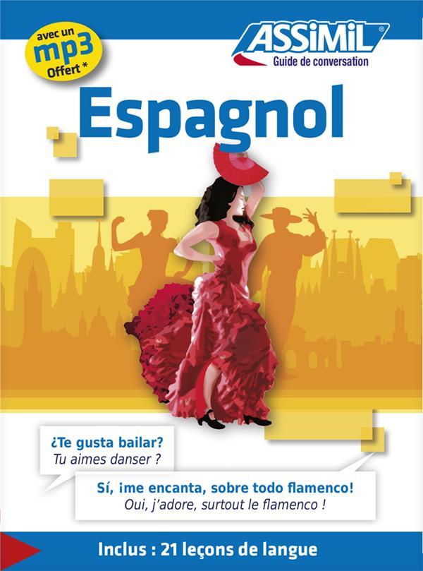 Guides de conversation ; espagnol