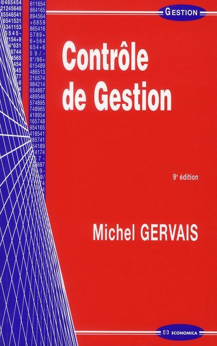 Controle De Gestion (9e Edition)