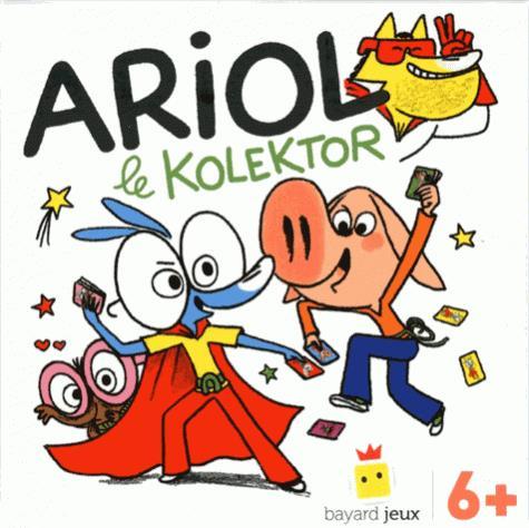 Ariol ; le kolektor