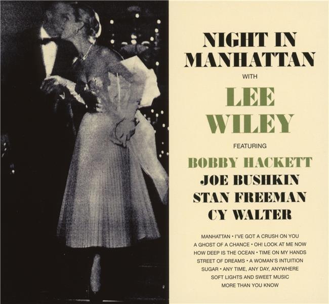 night in Manhattan - Sings Vincent Youmans & Irving Berlin