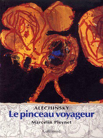 Alechinsky ; le pinceau voyageur