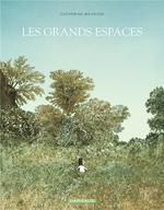 Couverture de Les Grands Espaces - Grands Espaces (Les)