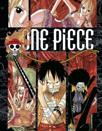 One Piece - édition originale T.50 ; de nouveau face au mur