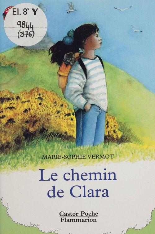 Vente Livre Numérique : Chemin de clara (le) - - junior  - Marie-Sophie Vermot