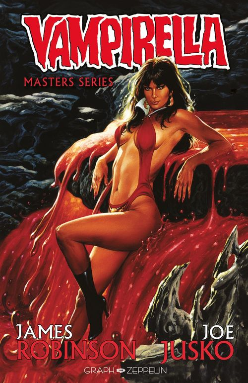 Vampirella, Master Series James Robinson