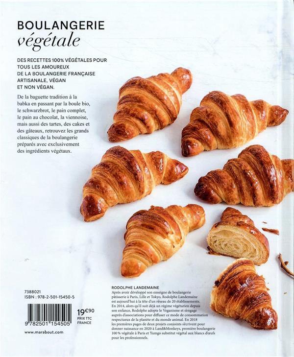 Boulangerie végétale