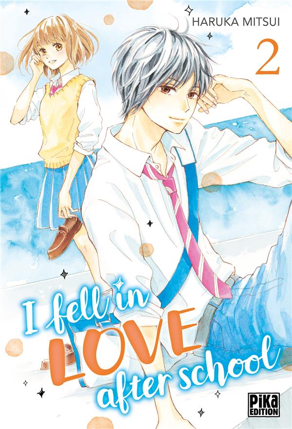 I fell in love after school T.2