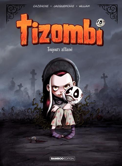 Vente Livre Numérique : Tizombi - Tome 1  - Cazenove