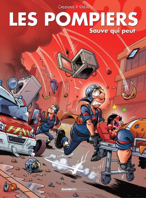 Les pompiers T.20 ; sauve qui peut