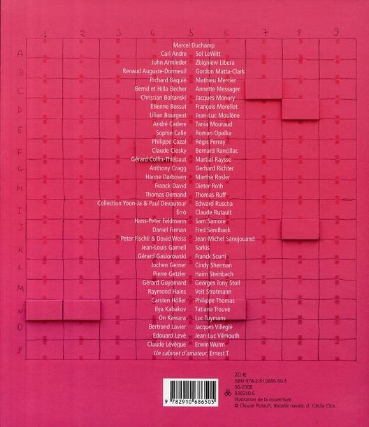 « regarde de tous tes yeux, regarde » ; l'art contemporain de Georges Perec