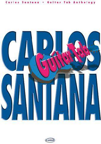 Carlos Santana guitar tab