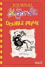 Vente Livre Numérique : Double peine. Journal d'un dégonflé, tome 11  - Jeff Kinney