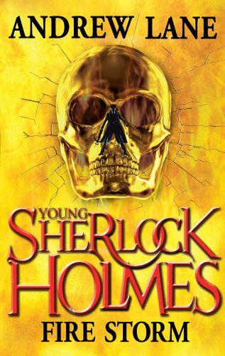FIRE STORM - YOUNG SHERLOCK HOLMES V.4
