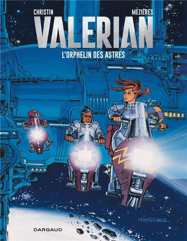 Mézières Jean-Claude - VALERIAN T17 L'ORPHELIN DES ASTRES