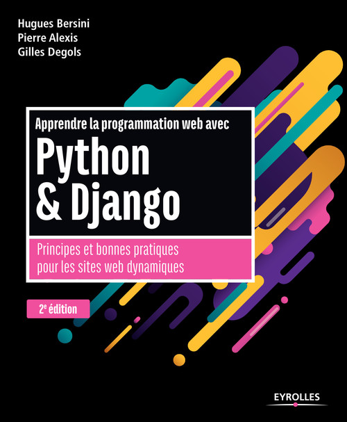 apprendre la programmation web avec Python & Django (2e édition)