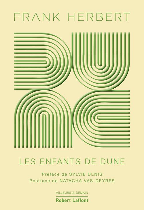 Le cycle de Dune T.2 ; les enfants de Dune