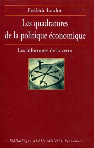 Les Quadratures De La Politique Economique