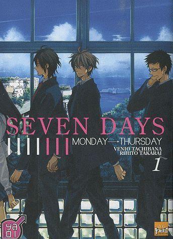 Seven days t.1