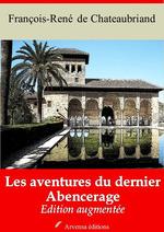 Vente Livre Numérique : Les Aventures du dernier Abencerage - suivi d'annexes  - François-René de Chateaubriand