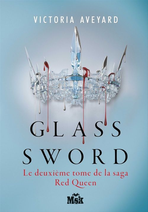 Red Queen T.2 ; glass sword