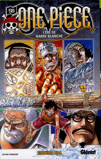 One Piece T.58 ; L'Ere De Barbe Blanche