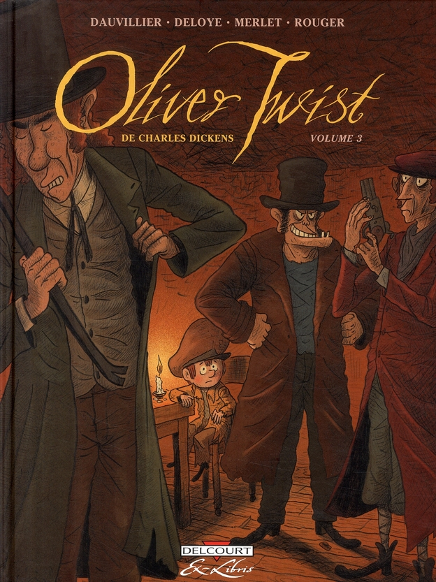 Oliver Twist, de Charles Dickens T.3
