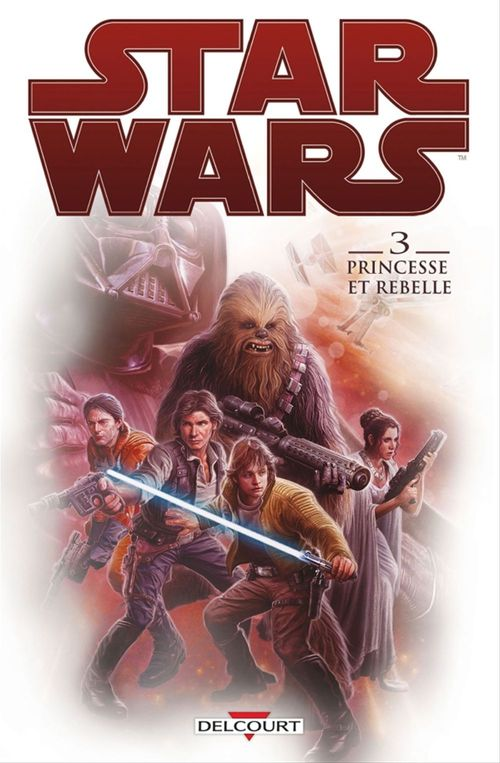 Star Wars t.3 ; une ombre sur l'Empire