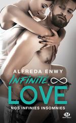 Vente Livre Numérique : Nos infinies insomnies  - Alfreda Enwy